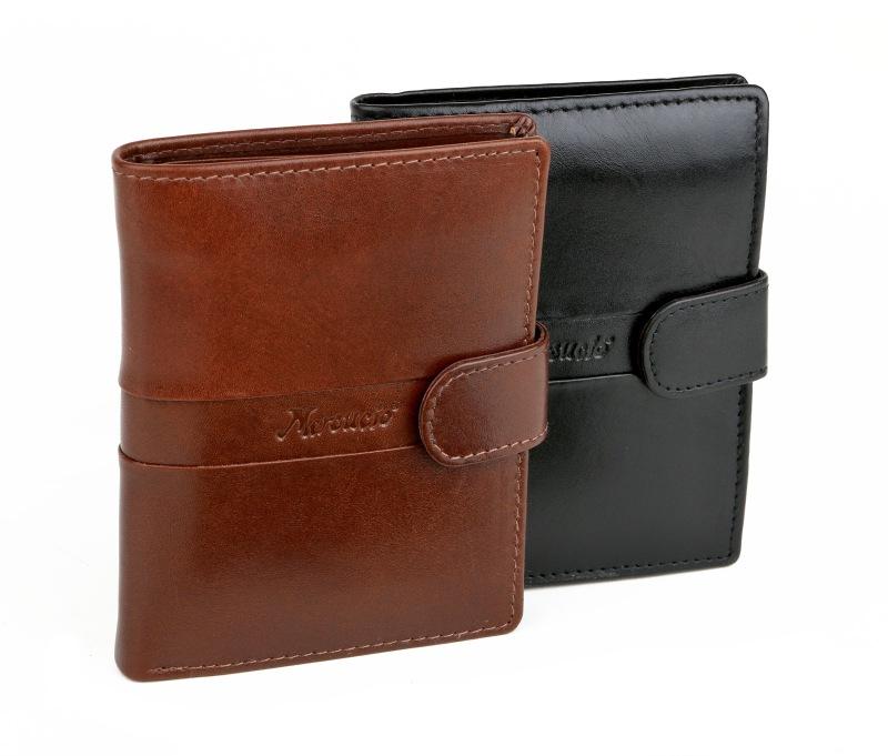 d27449a31c Pánska kožená peňaženka na výšku kožená MERCUCIO 3311420