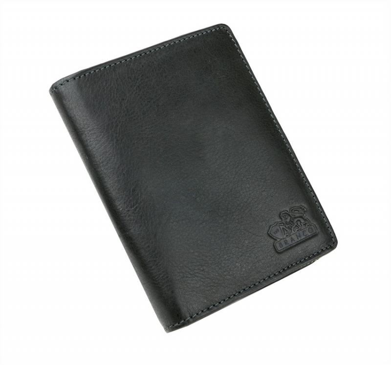 Pánska peňaženka s uzatváraním na zips BRANCO 8c173886001