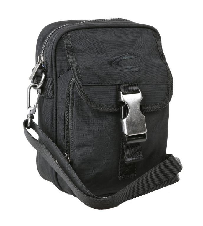 0c5d027394b22 Taška na opasok textilná CAMEL ACTIVE čierna 913