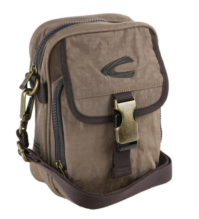 642aa865795b5 Textilná taška na opasok CAMEL ACTIVE piesková