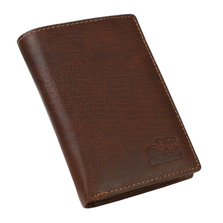 a11b6a1b84 Pánska hnedá peňaženka CABRITO BRANCO 79393 - KozeneDoplnky.sk
