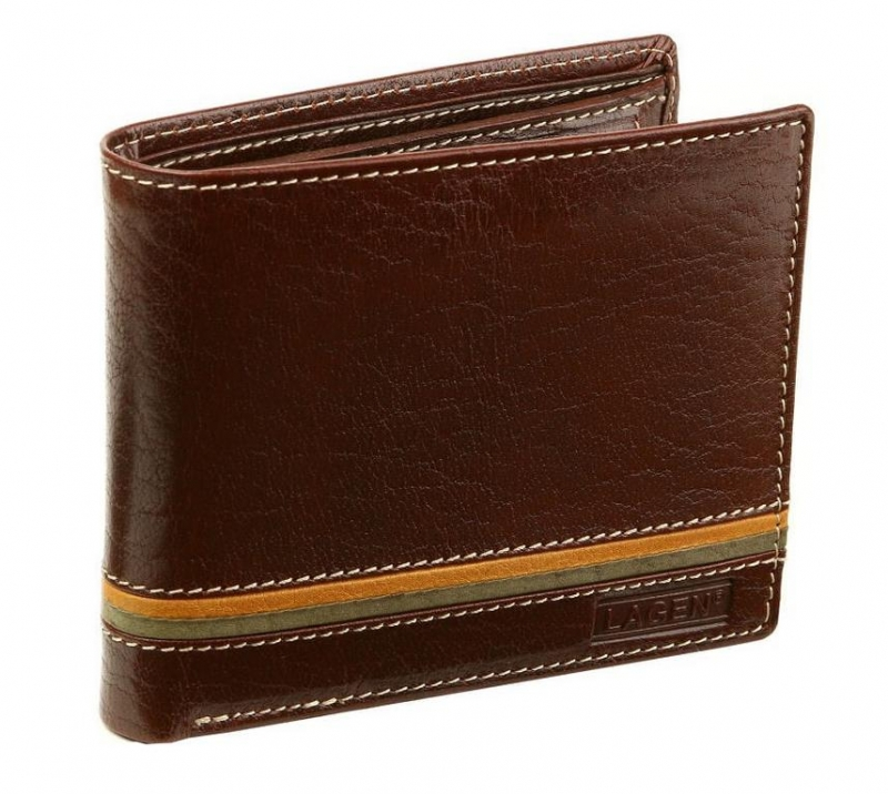 d51a94d41550 Pánska kožená peňaženka hnedá 42-614796-BR - KozeneDoplnky.sk