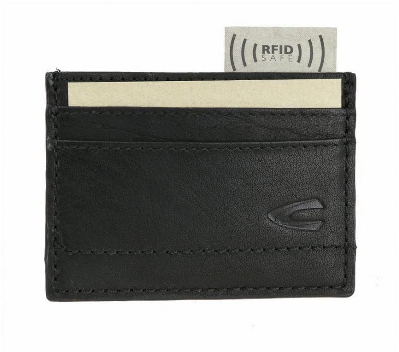 Bezpečnostné čierne puzdro na karty CAMEL ACTIVE RFID db319e64d66