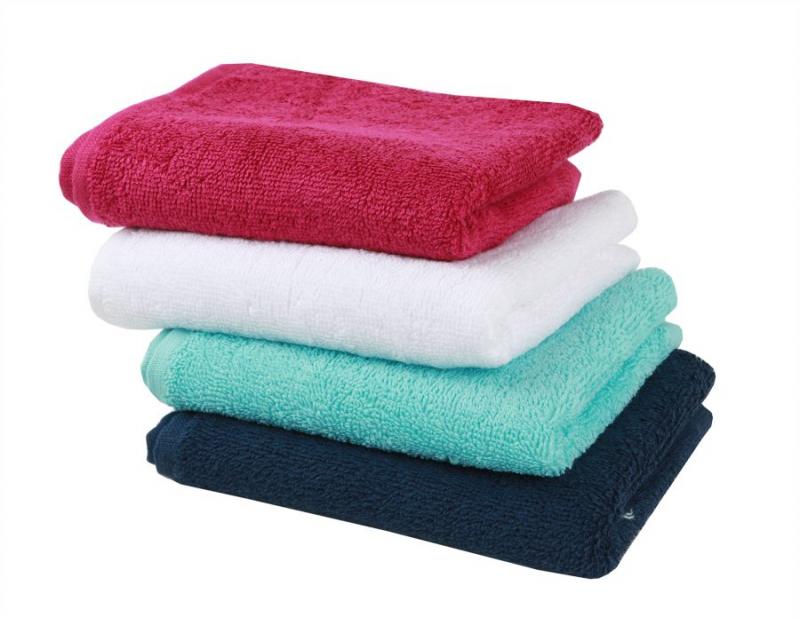 1fc42034a46f0 Froté uteráčik na ruky 30 x 50 cm tyrkysový LAMBESTE - KozeneDoplnky.sk