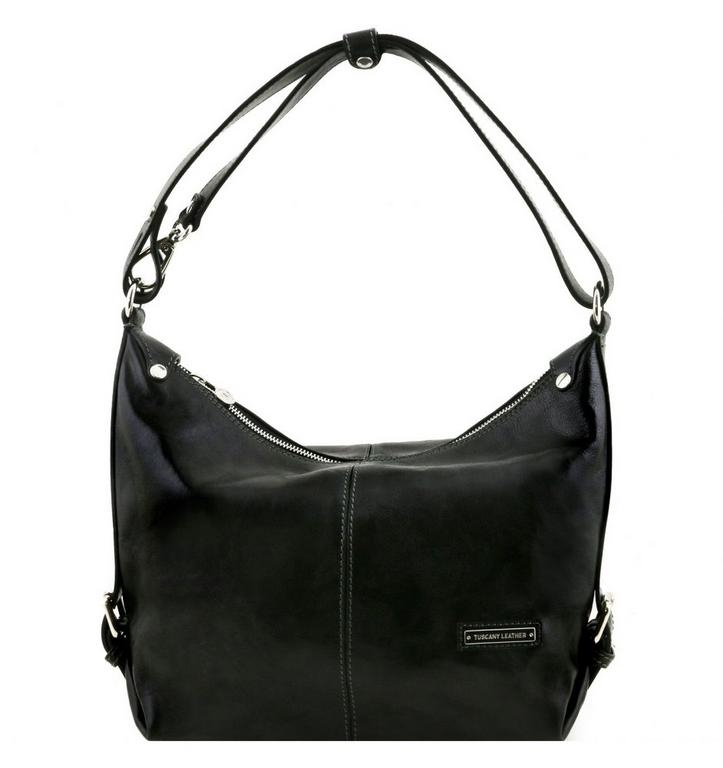 Dámska elegantná kabelka SABRINA TUSCANY čierna 63541deeac3