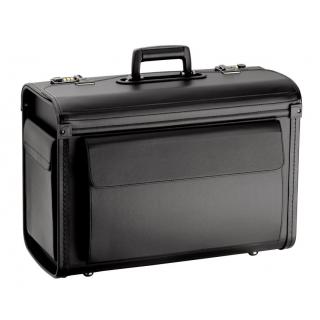 6ed36bbdc4 Pánsky biznis kufrík - aktovka na dokumenty 2649 čierna
