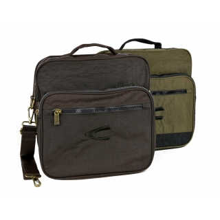 Taška CAMEL ACTIVE Flight Bag hnedý nylon