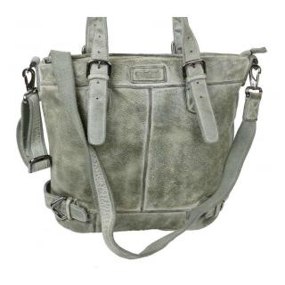 e3057c6f2d Dámska luxusná kabelka GAIA hnedej farby s potlačou TUSCANY