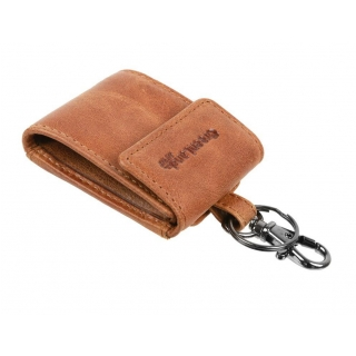 Mini kožená peňaženka na kľúče GreenLand NATURE 1347 49e4f42ca88