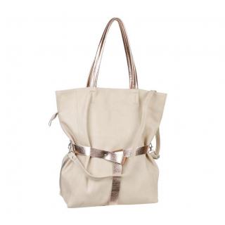 aed3db25351a Trendová dámska taška MERCUCIO s rúčkami