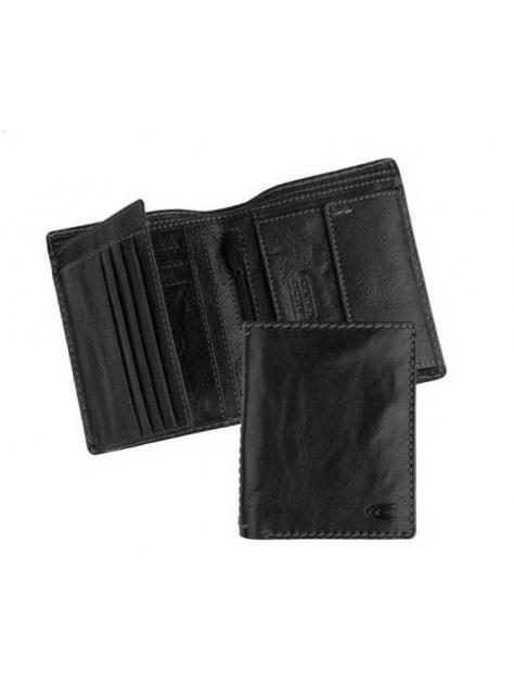 7e68295738 Kožená peňaženka CAMEL ACTIVE Columbia čierna