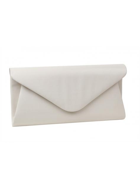 Večerná spoločenská kabelka MERCUCIO béžová listová d2607b73921