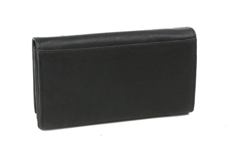 b9dc6499ea Dámska kožená peňaženka MERCUCIO s euromincovníkom