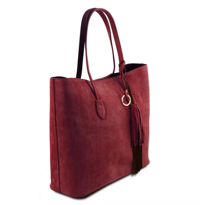 2c4a1a51d3 Exkluzívna dámska kabelka z brúsenej kože zelená TUSCANY LEATHER