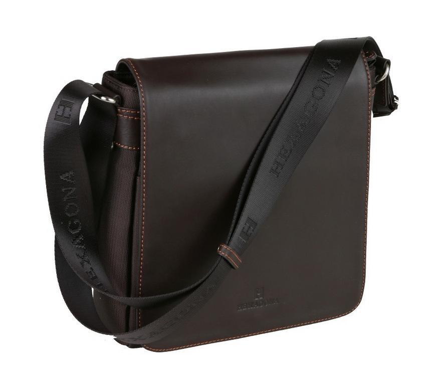 Príručná kožená taška HEXAGONA 299156 5514b8a2c18